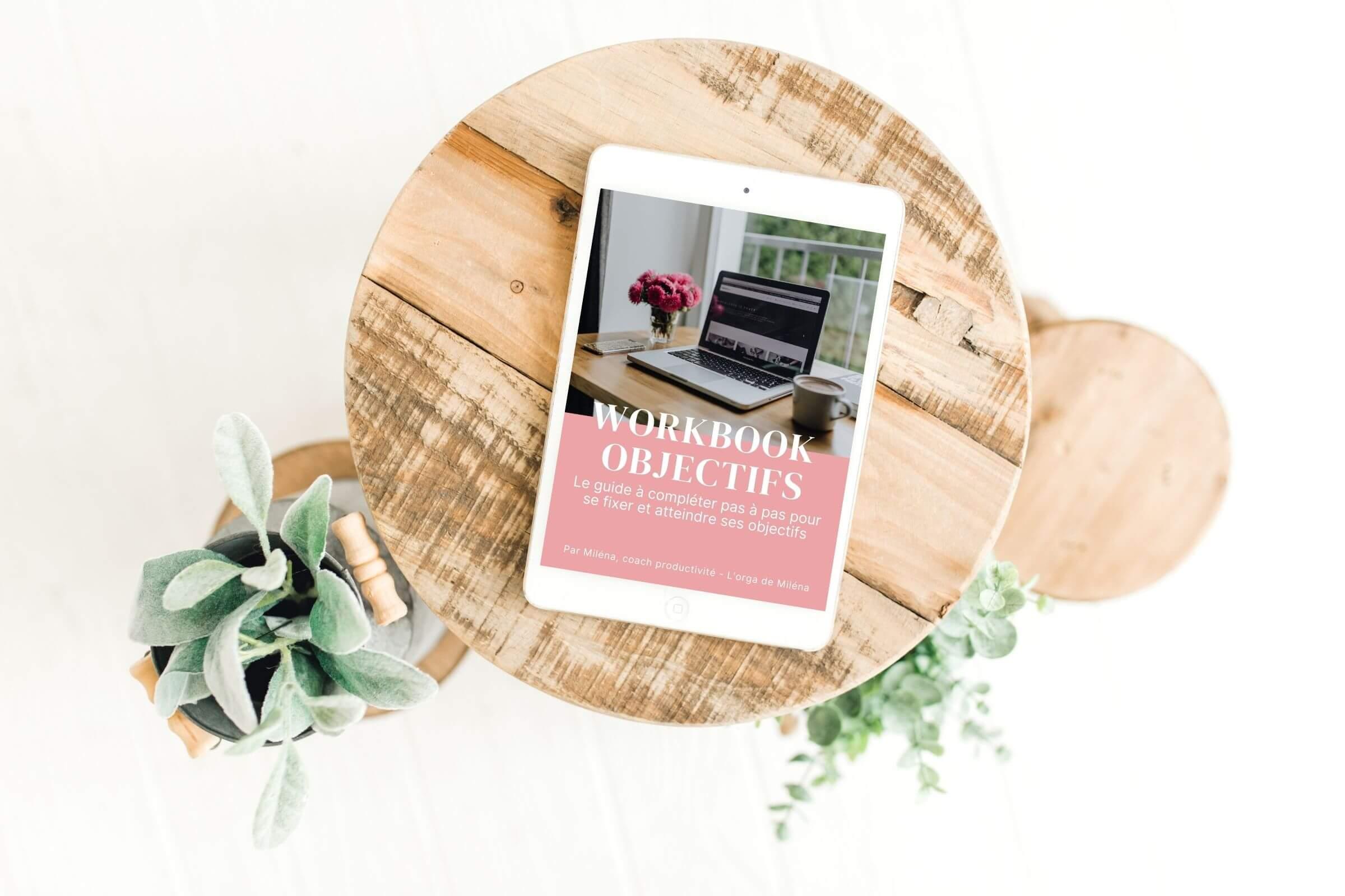 Workbook Objectifs à télécharger gratuitement