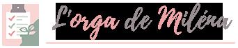 L'orga de Milena Logo