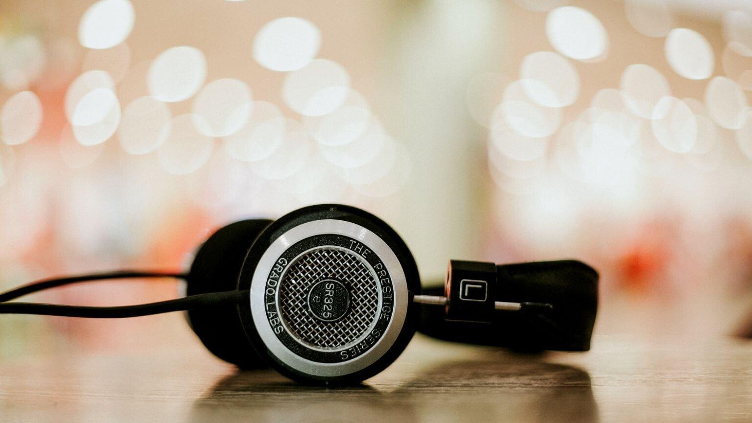 Les 9 podcasts qui m'inspirent au quotidien