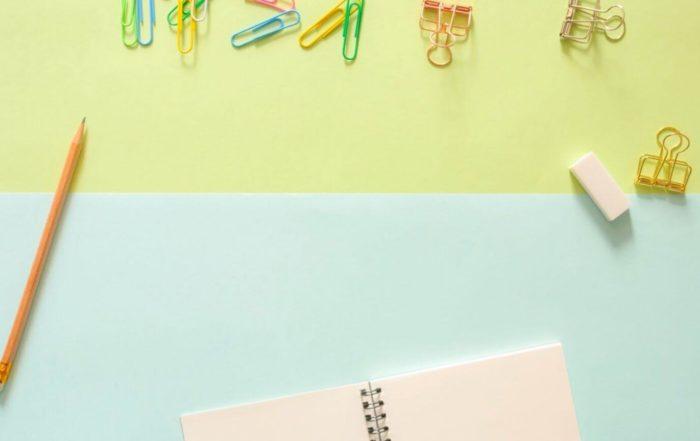 Mes 6 conseils pour une rentrée organisée - Cover Post